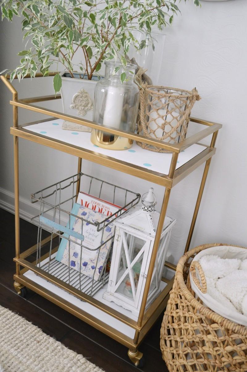 spring living room refresh fox hollow cottage. Black Bedroom Furniture Sets. Home Design Ideas