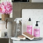 Free Mrs. Meyer's Spring Cleaning Kit in Limited Edition Lilac or Peony