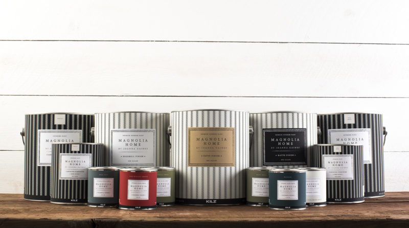 Magnolia Home by Joanna Gaines - The Paint Collection