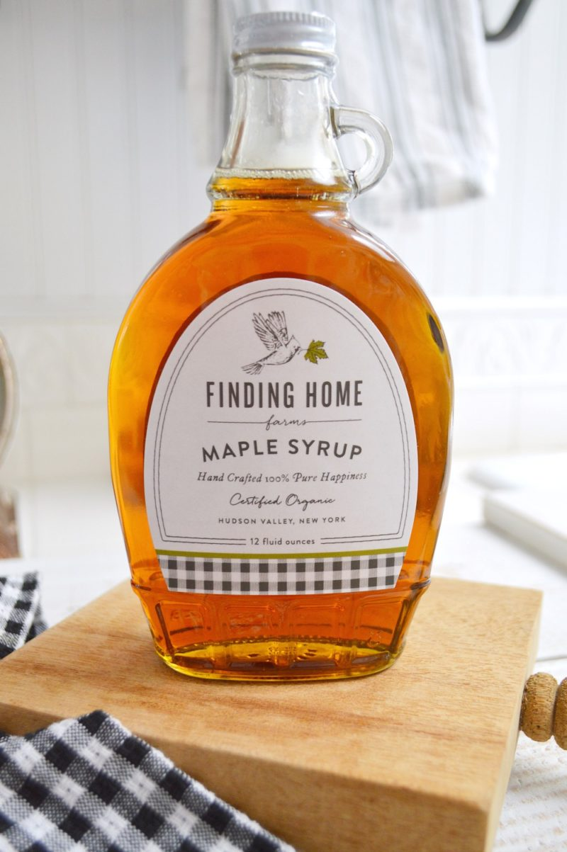 Finding Home Farms Pure 100% Organice Maple Syrup