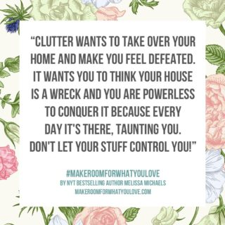 tame clutter