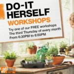 DIH Project Peek + Save The Date Invite