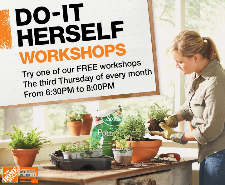 Dih project peek save the date invite for Home depot sister companies