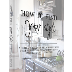 How To Find Your Style (a giveaway!)
