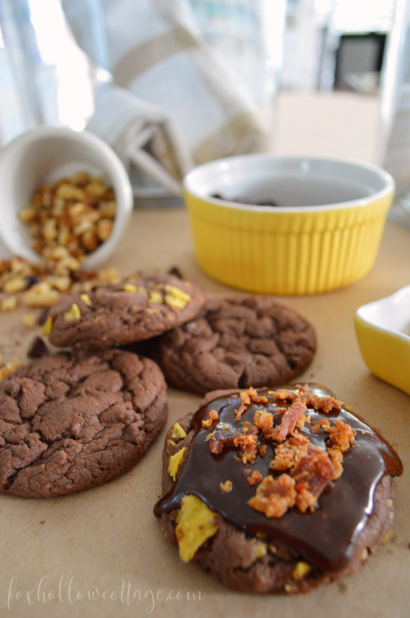 Chocolate Craving Fix www.foxhollowcottage.com Drop Dead Wicked Delicious Cookie Recipe