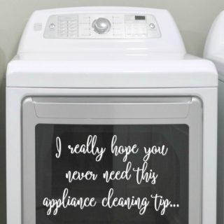 how to remove gum from a dryer