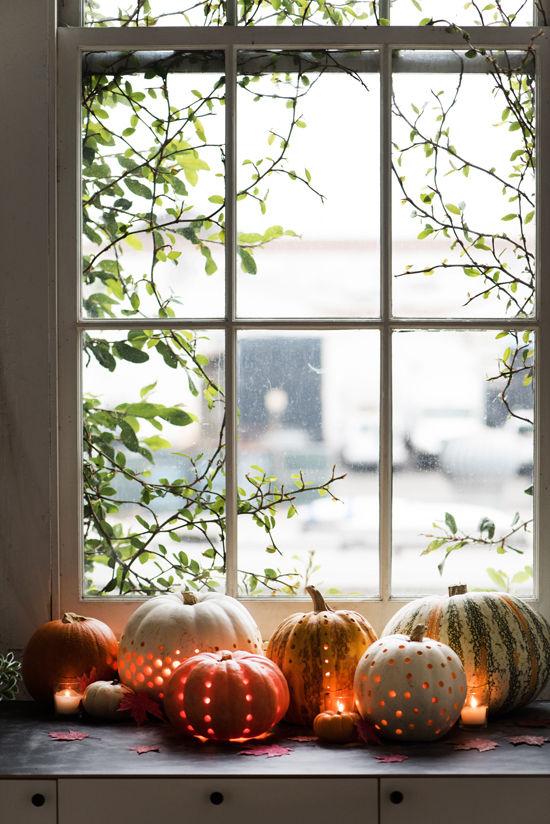 Pumpkin Lanterns, 31 Fabulous Pumpkin Decorating Ideas