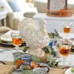 Beginner Friendly Thanksgiving Tablescape