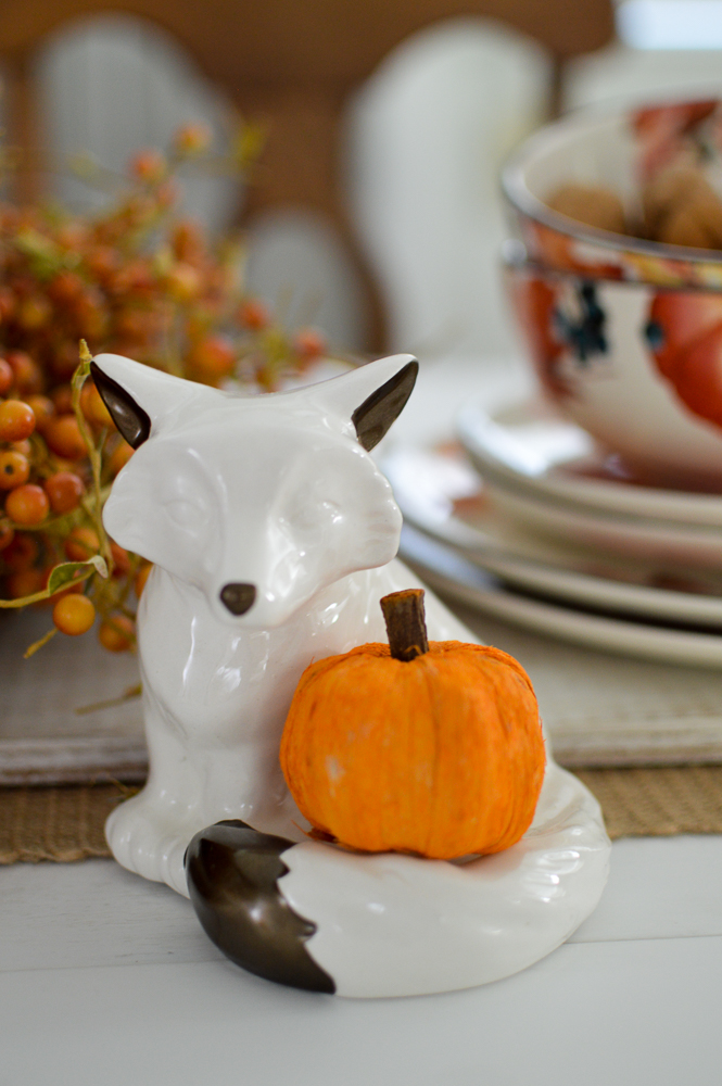 Homedecorating autumn home decorating simple fall table