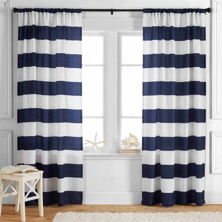 Navy Bathroom Budget Breakdown and Shopping Sources