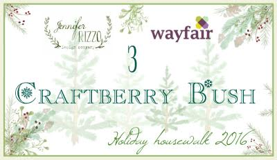 Holiday Housewalk stop 3 Craftberry Bush