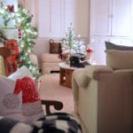Christmas Cottage Nights Home Tour