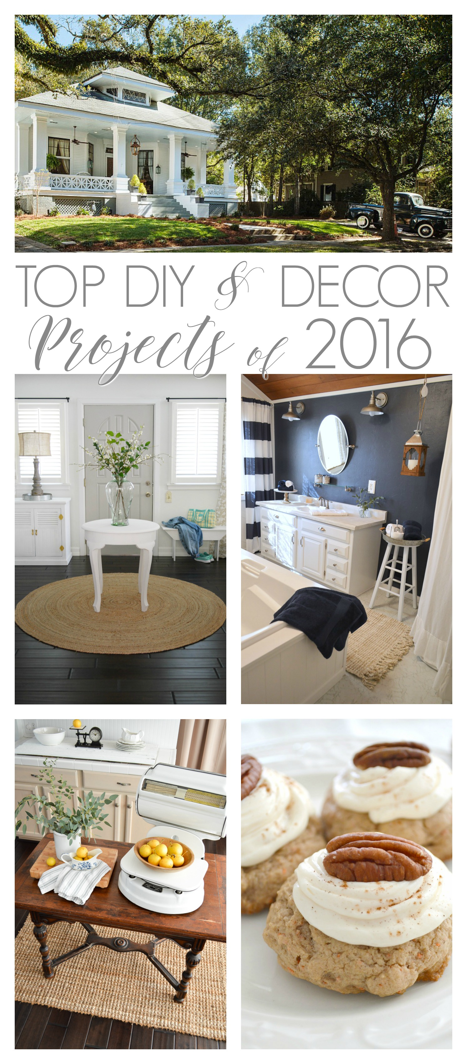 Top DIY & Decor Projects of 2016