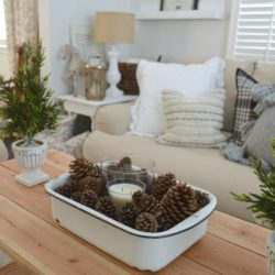 Cozy Cottage Farmhouse Winter Decorating Ideas
