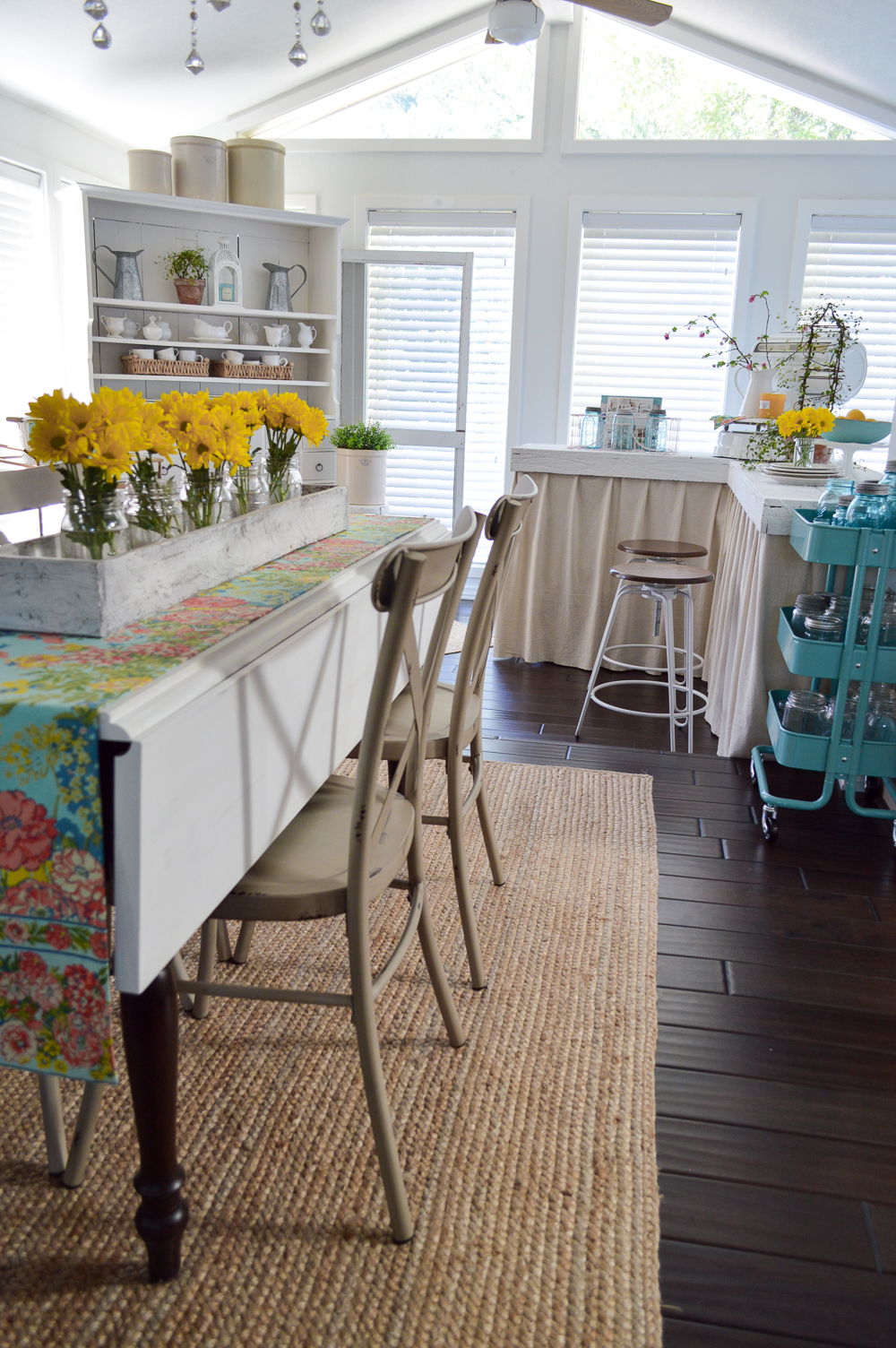 Fox Hollow Cottage Simple Spring Decorating Home Tour