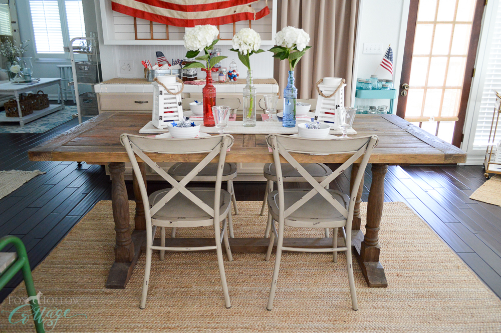 Simple Farmhouse Cottage Christmas Decorating Ideas Simple 4th Of
