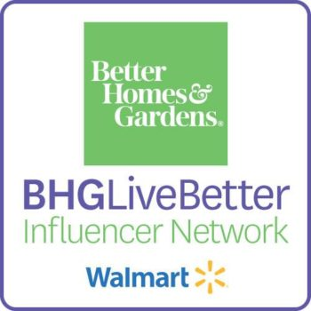 Better Homes & Gardens Brand Ambassador