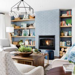 Whole Home Neutral Paint Palette With Color!
