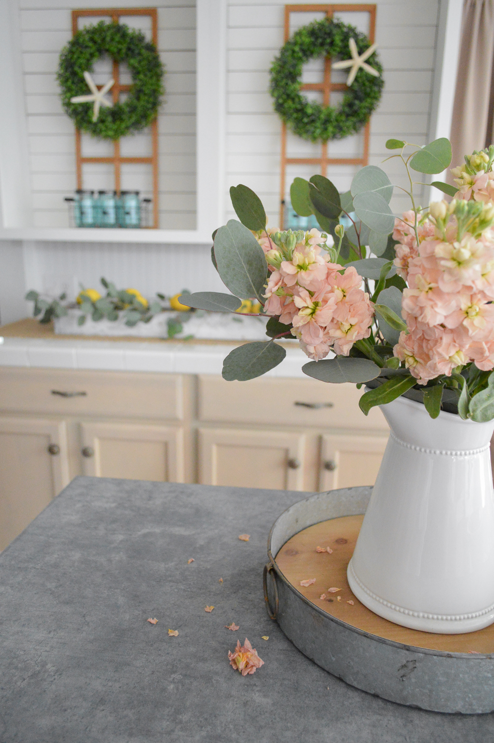 Simple Summer Decorating Ideas and Home Tour