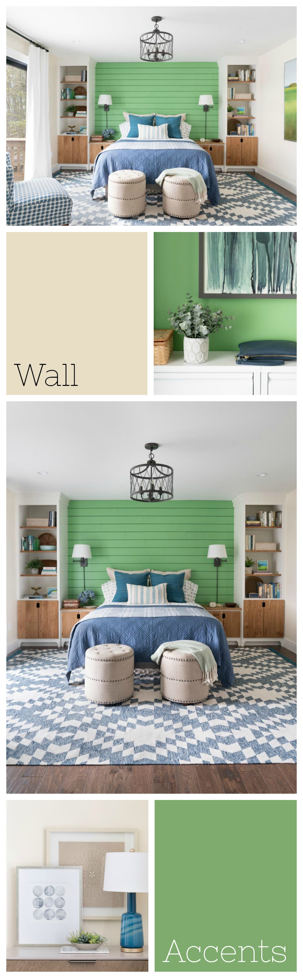 Whole Home Neutral Paint Palette With Color! - Fox Hollow Cottage