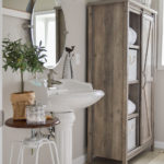The Little Cottage Bathroom Makeover