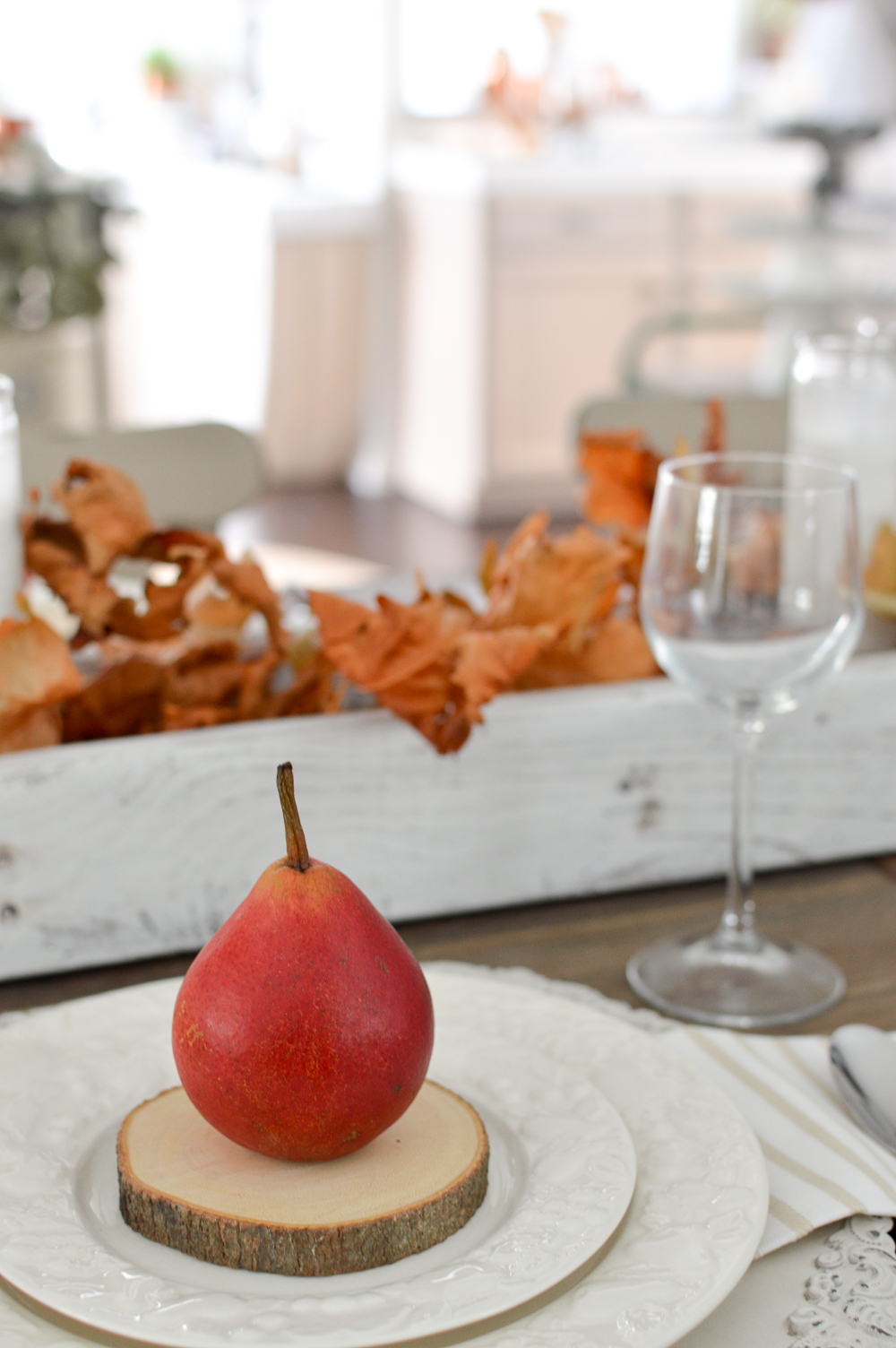 Fall Dining Room Decorating Made Easy