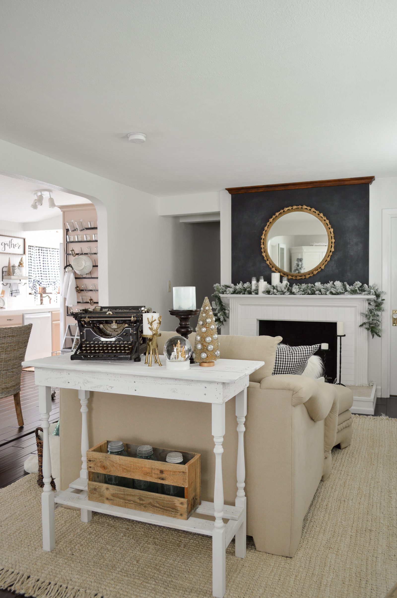Holiday Housewalk Cottage Christmas Home Tour