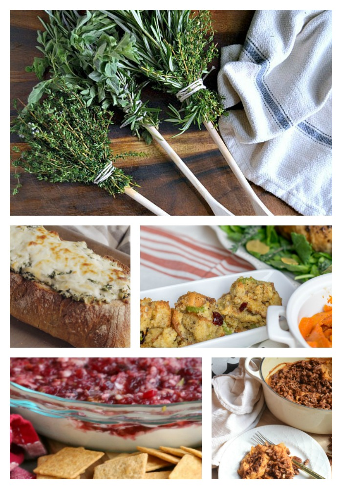25+ Thanksgiving Side Dish, Soup And Appetizer Recipes