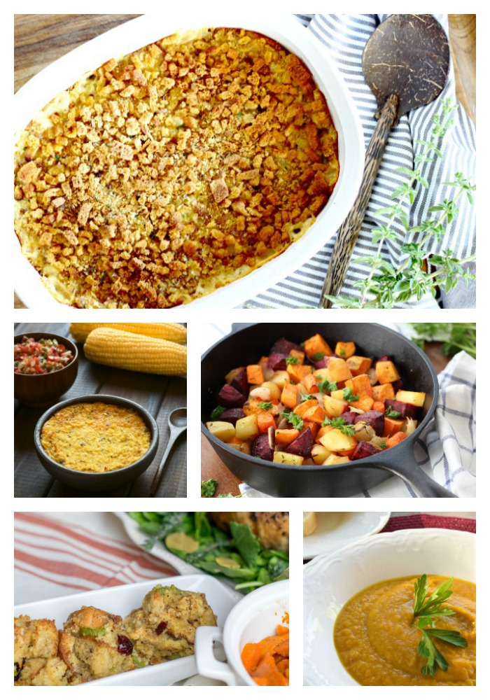 25+ Thanksgiving Side Dish, Soup And Appetizer Recipes foxhollowcottage.com