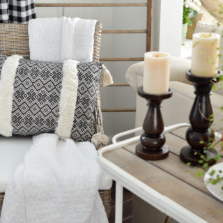 Fox hollow cottage fox hollow cottage inspired ideas for Outdoor decorating hacks