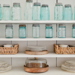 My Vintage Mason Jar Collection