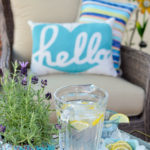 Outdoor Entertaining Furniture and Decorating Ideas