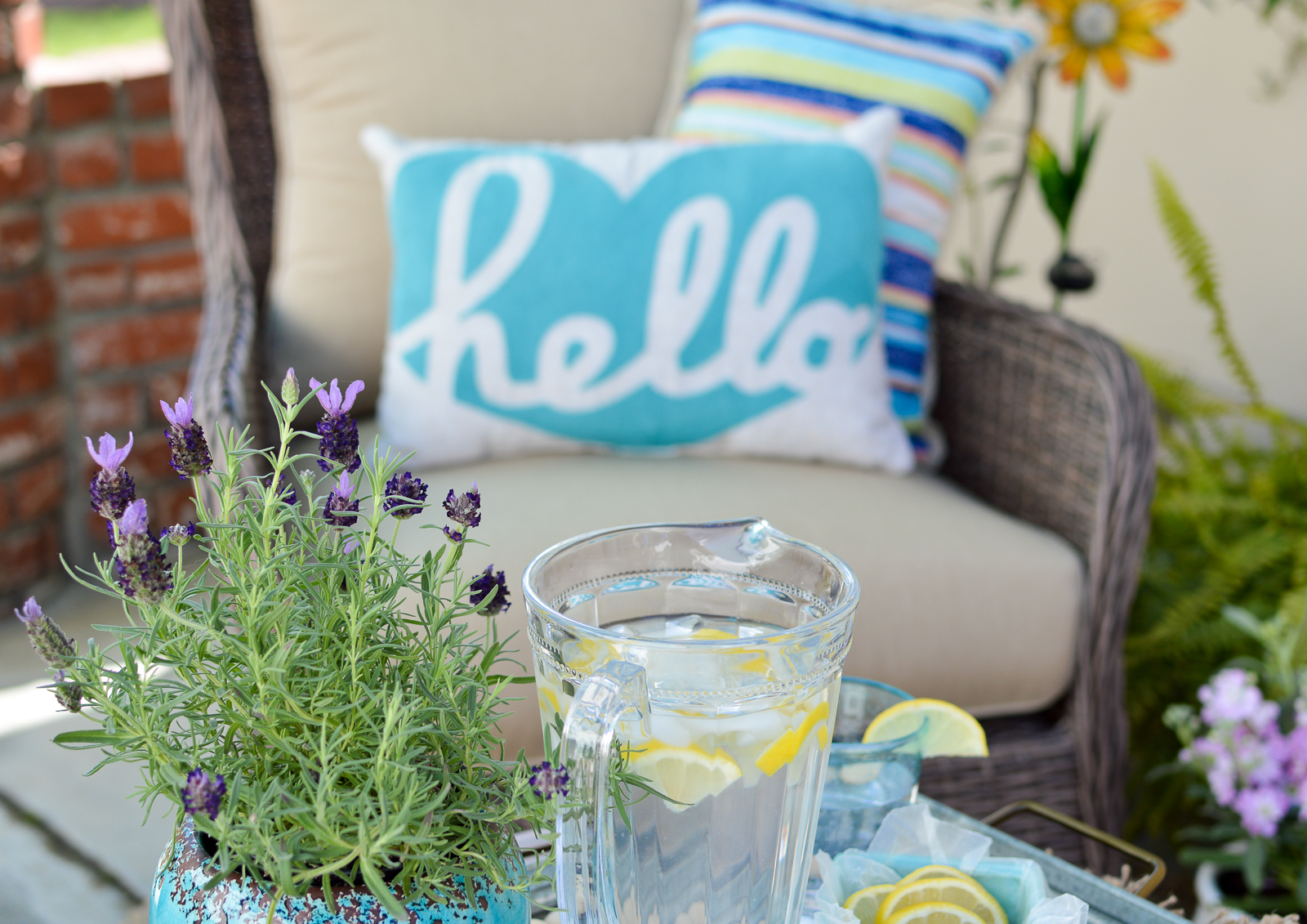 Outdoor Entertaining Furniture And Decorating Ideas Fox Hollow