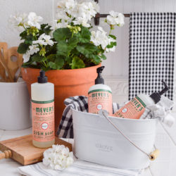 Mrs Meyers Summer Set Cleaning Caddy Free Offer