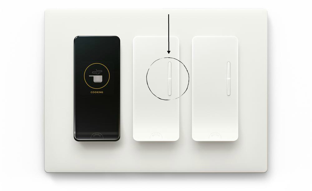 Our Thoughts on the Noon Smart Home Lighting System | Dimming extension switches