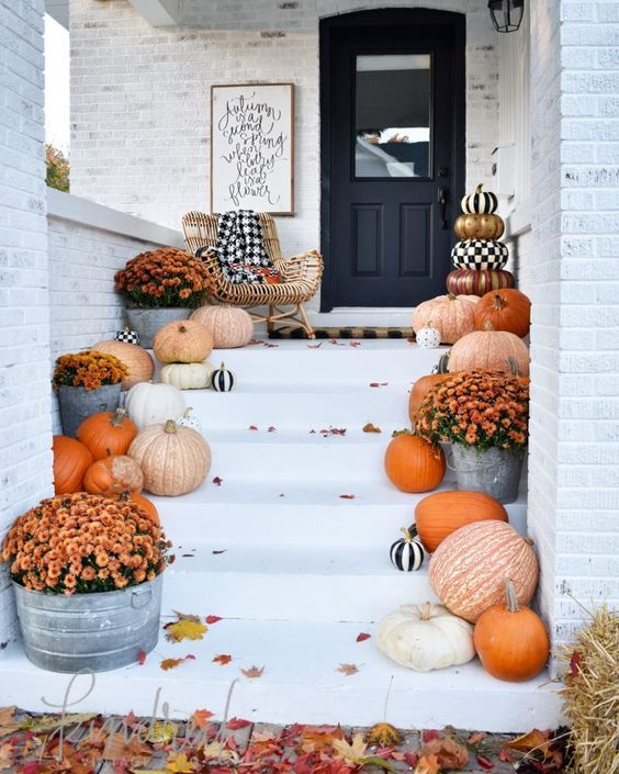 Fall Porch Decorating Ideas To Get You Exited About Autumn