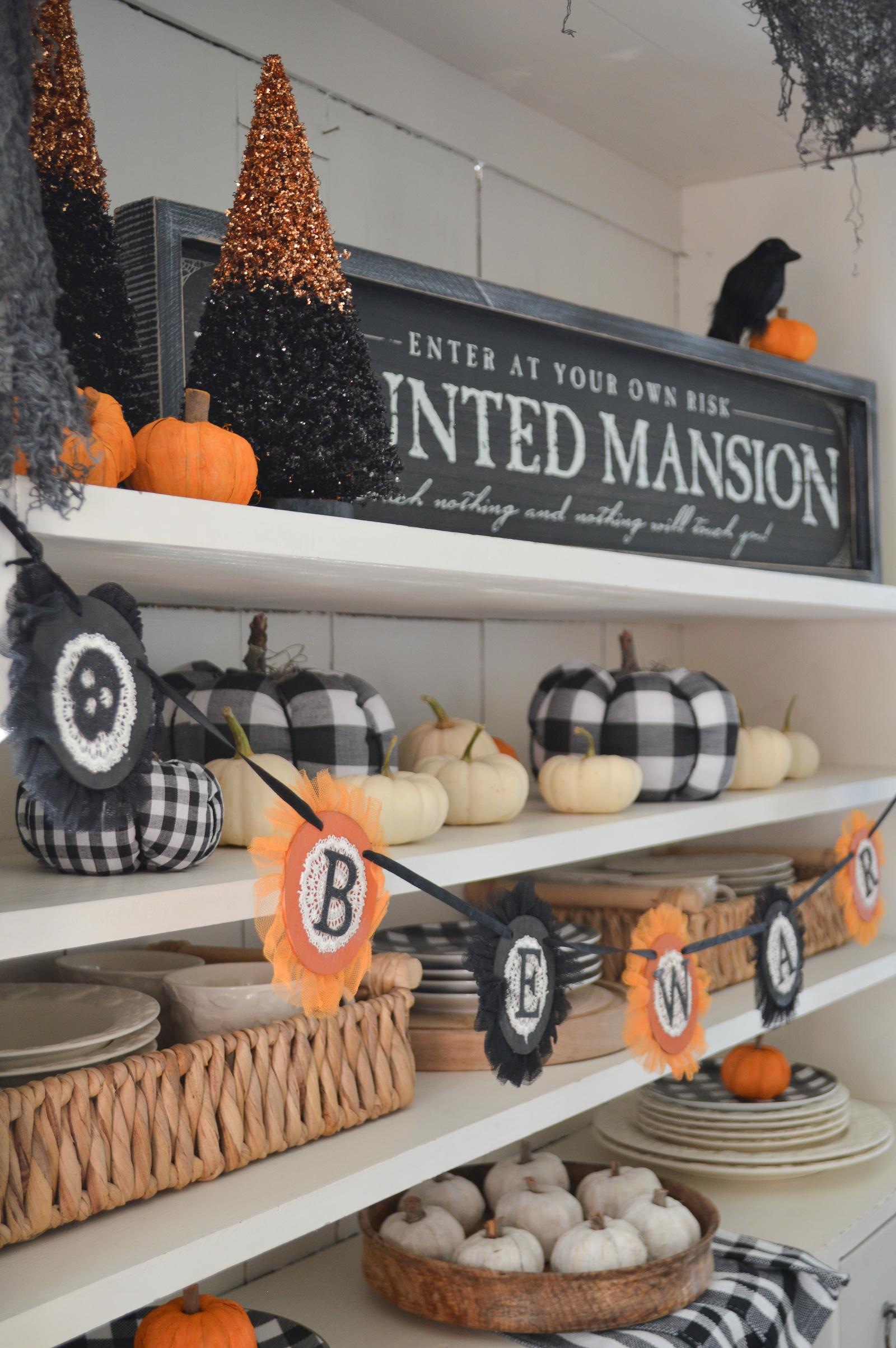 Safeway Halloween Decorations.Haunted Halloween Decorating In The Sun Room