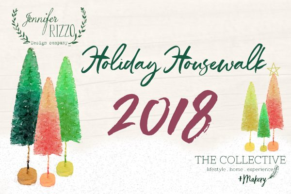 Holiday Housewalk 2018 Christmas Parade or Homes Tour