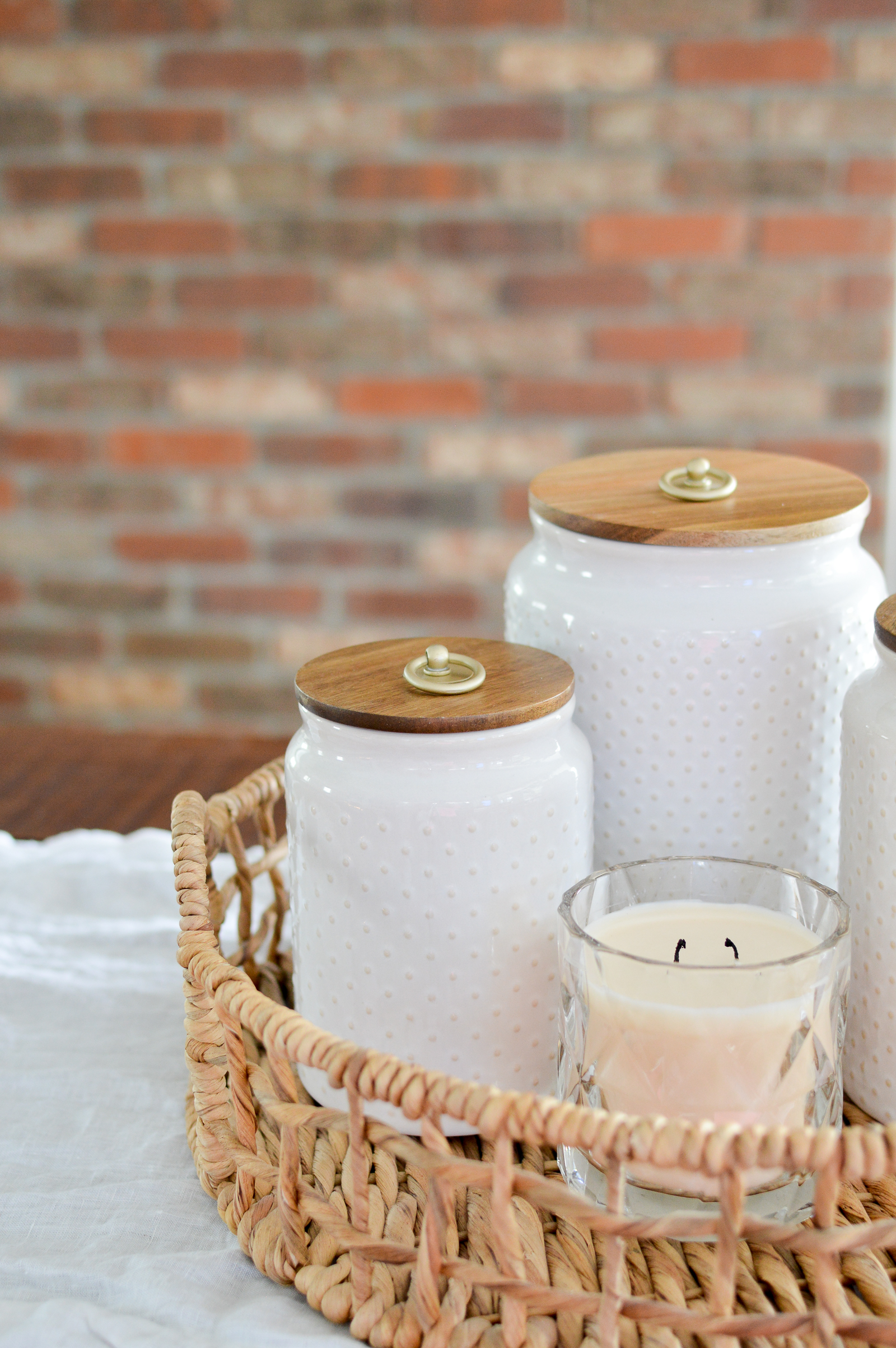 Better Homes And Gardens Canisters Walmart >> Fresh New Year Winter Home Makeover - Fox Hollow Cottage
