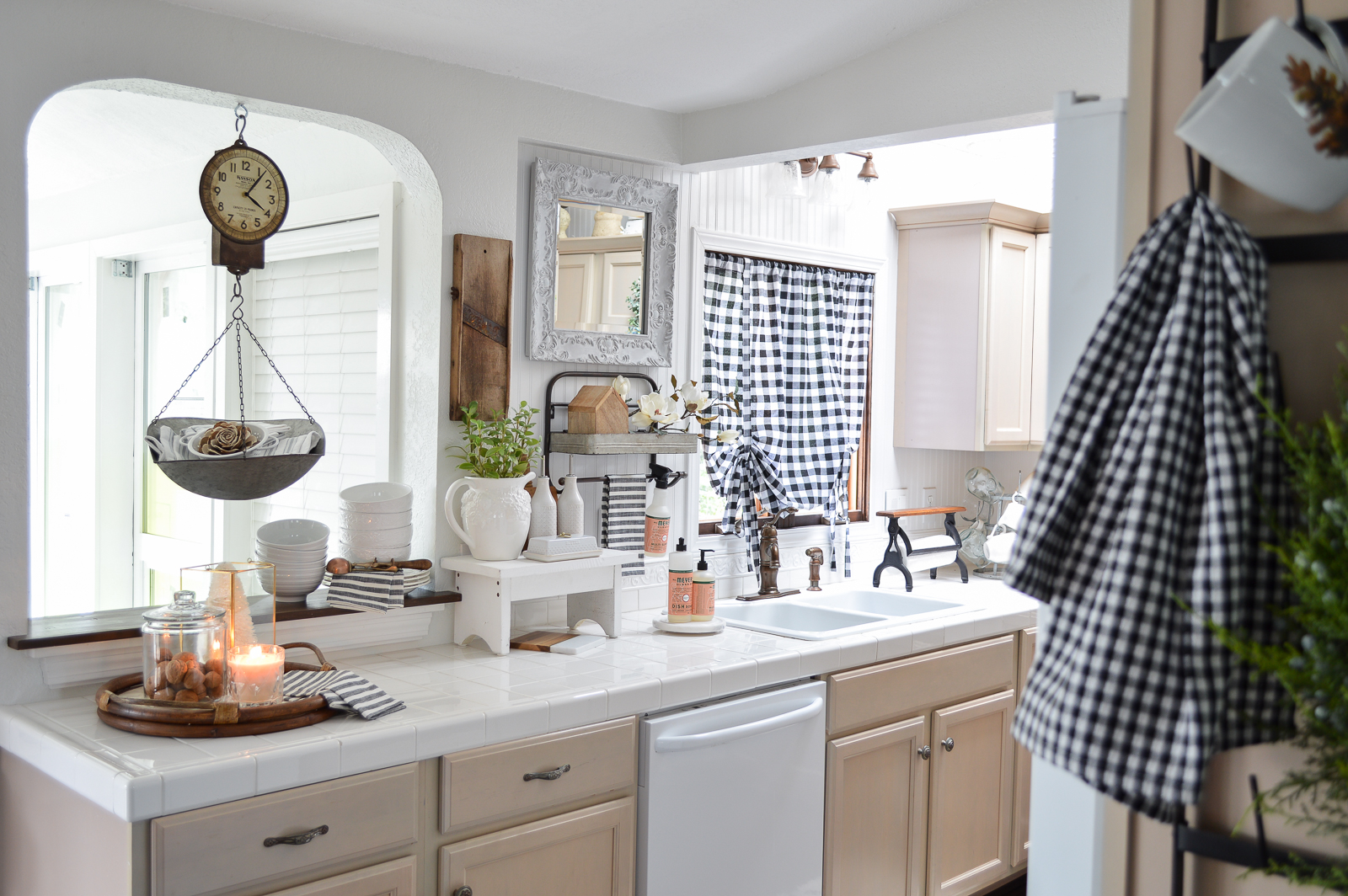 Fresh New Year Winter Home Makeover Refresh
