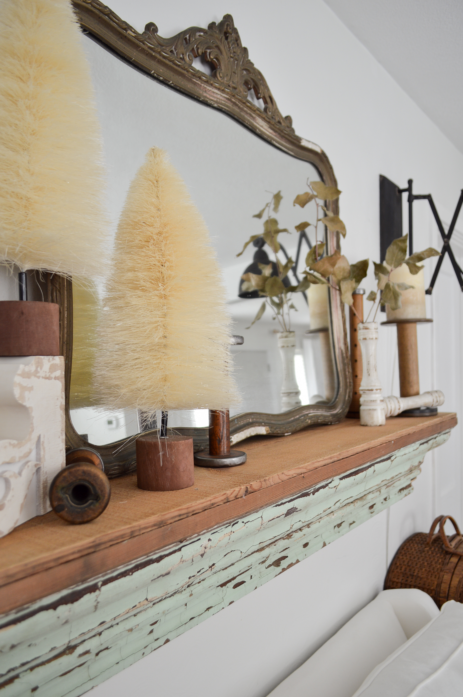 How To Make And Hang A Chunky Wood Wall Shelf