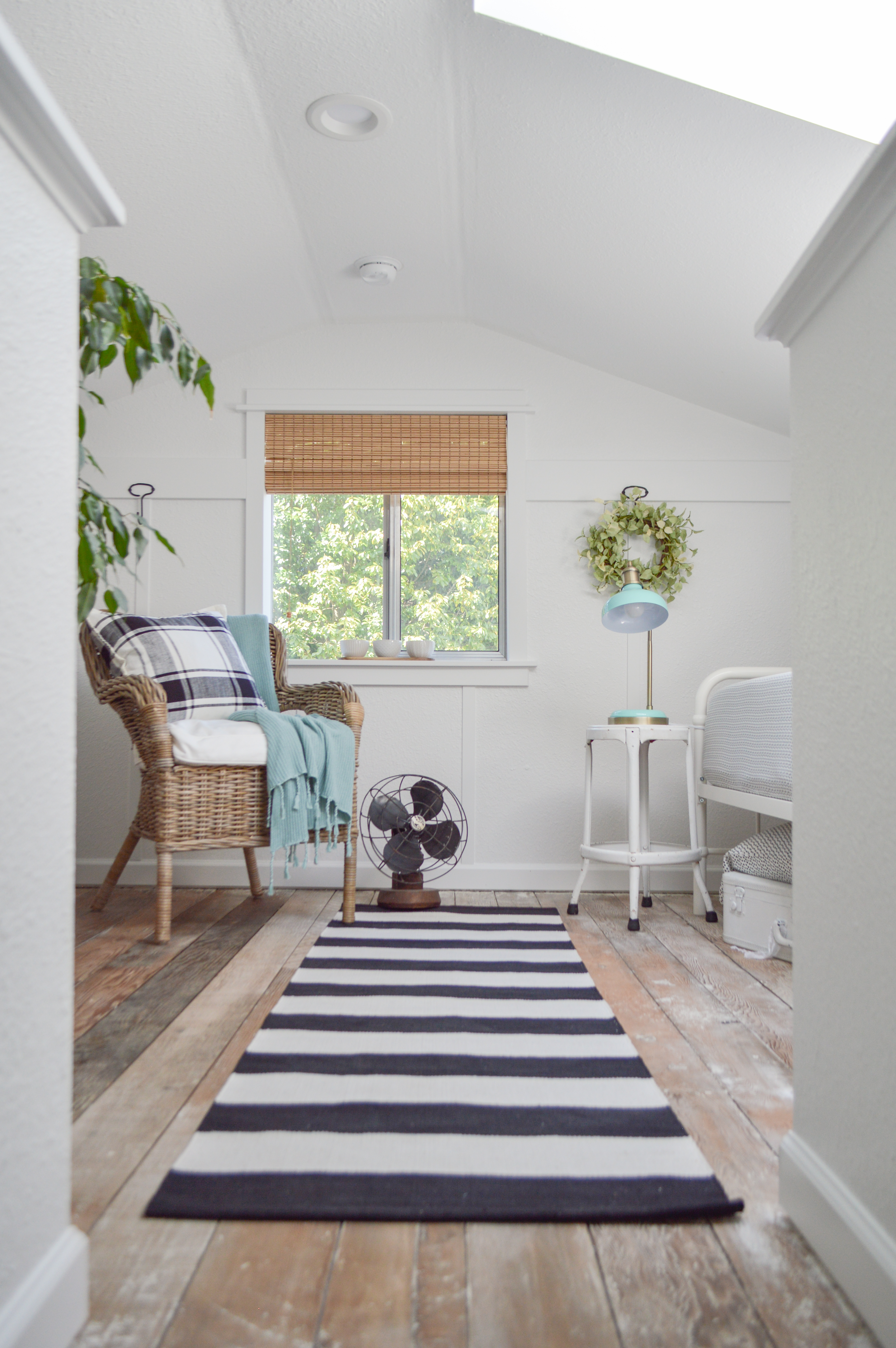 Loft Guest Bedroom Makeover Reveal - Fox Hollow Cottage on dining room decorating ideas, bathroom decorating ideas, daybed diy ideas, daybed home office ideas, daybed guest room decorating ideas, daybed bedroom furniture, living room decorating ideas, sitting room decorating ideas, daybed design ideas,