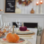 Easy Fall Farm Table Decorating Ideas