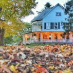 Historic Upstate NY Farmhouse Home Tour