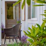 Little Cottage Farmhouse Front Porch