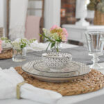 How To Style A Simple Summer Table Setting