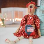 Style Showcase 88 | Fifi O'Neil's Florida Cottage + Patriotic Décor Ideas