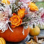 Style Showcase 101   Pumpkins, Fall Decorating + Cozy Bedrooms